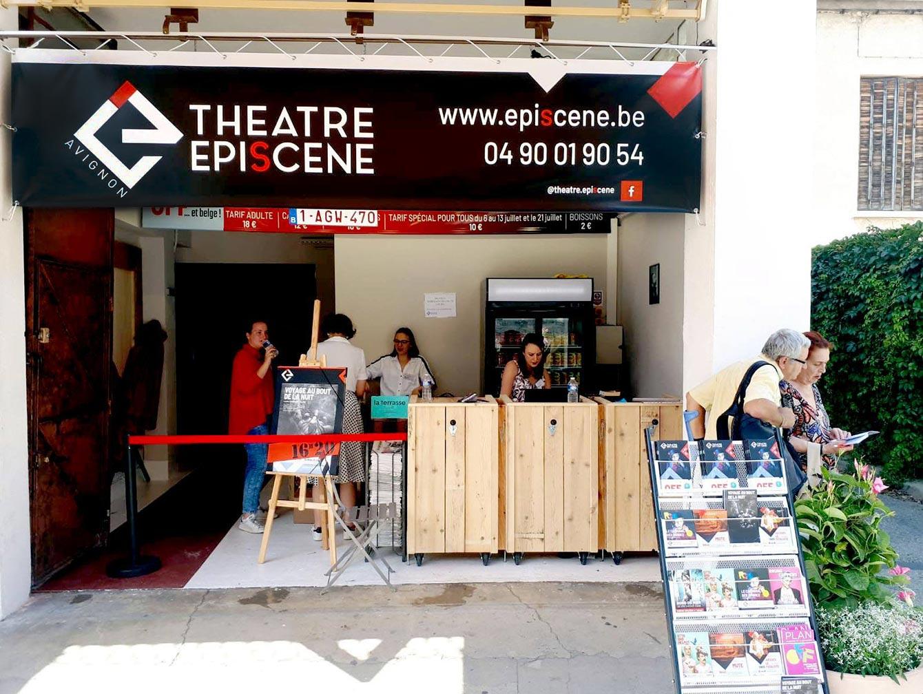 Théâtre Episcène